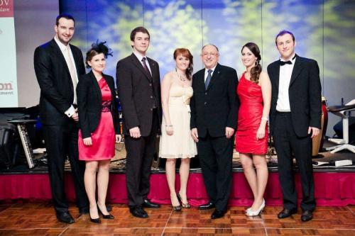 Organizačný tím Bálu študentov 2012